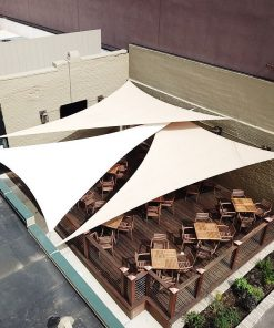 Commercial 95 Custom Shade Sails