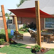 Sunbrella Custom Shade Sails