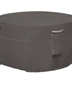Round Firepit Table Cover Large
