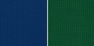Blue Green Solid Safety Covers Colors