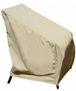 Patio Cover High Back Chair