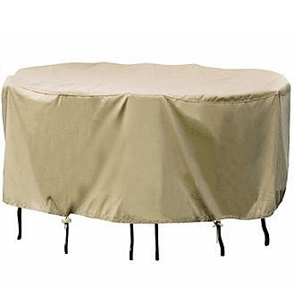 Patio Cover Table Chairs