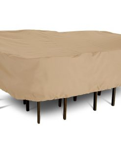 Rectangular Table Chair Cover