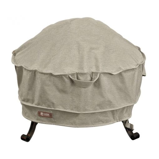 Round Firepit Cover
