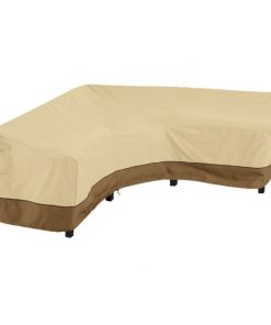 Sectional V Shape Furniture Cover