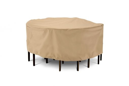 Round Table Chair Cover