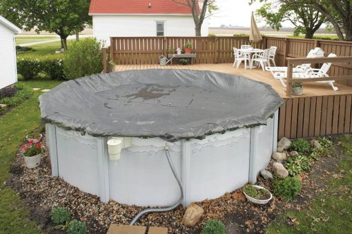 Above Ground Pool Cover