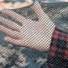 Leaf Net Black Hand