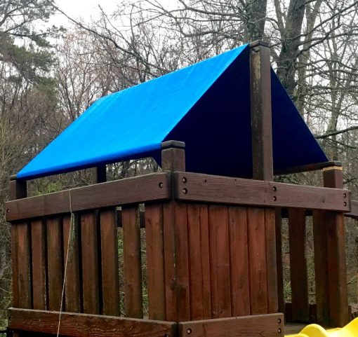 Ready Made Swing Set Tarp
