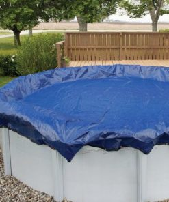 Royal Blue AG Pool Cover Large