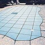 Safety Pool Covers - Mesh and Solid