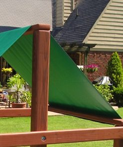Ready-Made Vinyl Canopy Tarps