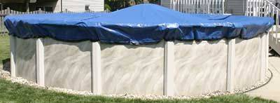 W300 4 AG Winter Pool Cover
