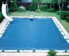 W374 Rectangle Winter Pool Cover