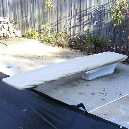 Weather Out Diving Board Cover
