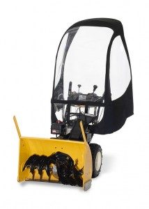 Snow Thrower Enclosure