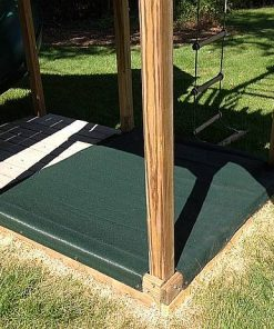 Commercial 95 Mesh Fabric Custom Sandbox Cover
