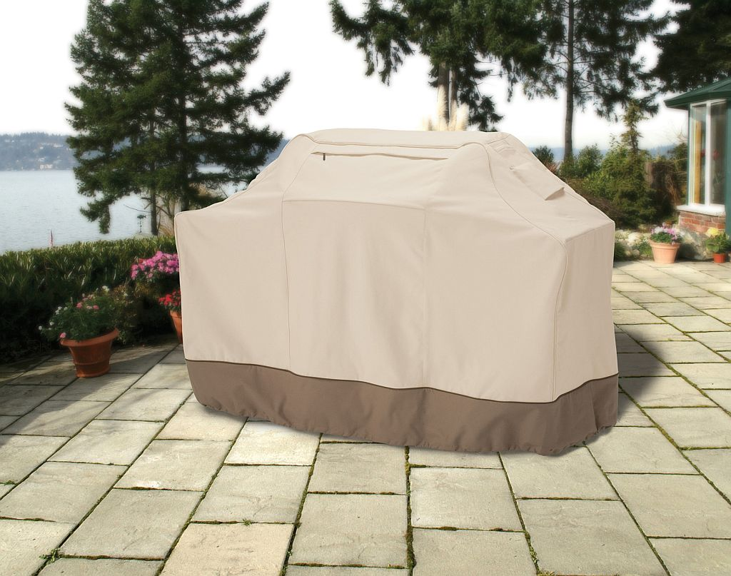 Grill Covers and Accessories