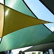 Shade Sails for Shade and UV Protection