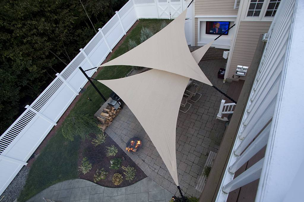 Shade Sail Ideas An Abundance Of Uses