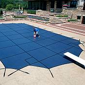 Winter and Safety Pool Covers