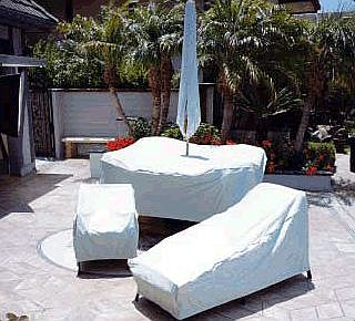 Outdoor Custom Patio Furniture Covers - For Maximum Protection