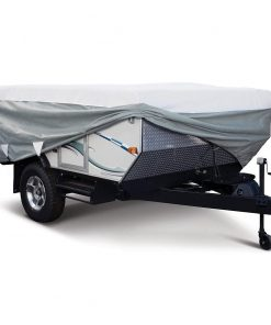 Folding Camping Trailer RV Covers