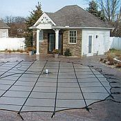 In Ground Safety Pool Cover