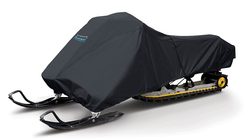 Protect with Snowmobile Covers