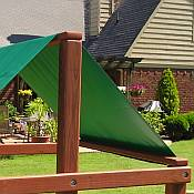 Swing Set Canopy Tarp