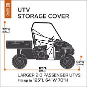 Fits Large Sized 2 Person UTV