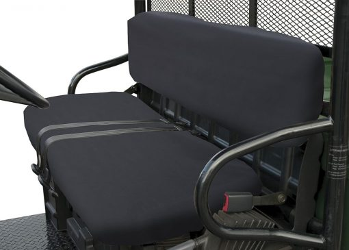 UTV Seat Black No Bkgrd
