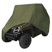 Green UTV Storage Cover