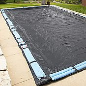 In Ground Rugged Mesh Winter Pool Covers