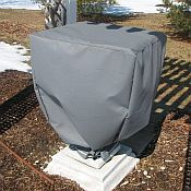 Custom Bird Bath Cover