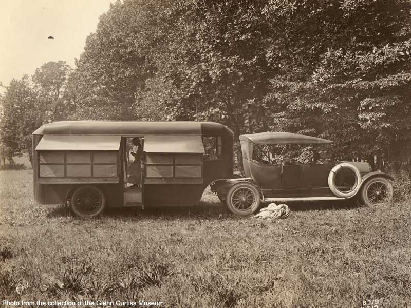 1917 Recreational Vehicle