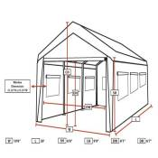 Shade Structure Dimensions